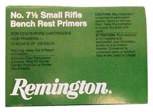 REM PRIMERS- SMALL RIFLE 5000-PK (5EA.-1000)