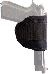 BULLDOG INSIDE PANTS HOLSTER SMALL FRAME AUTOS BLACK