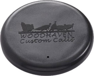 WOODHAVEN CUSTOM CALLS SURFACE SAVER LID BLACK FOR POT CALLS