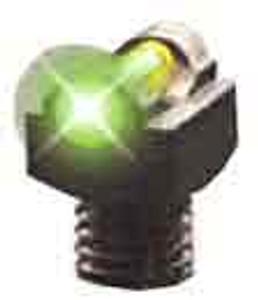 TRUGLO SIGHT STAR BRITE DELUXE 5/40 THREAD FIBER OPTIC GREEN