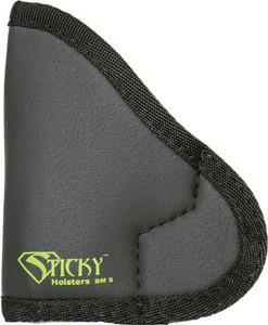 STICKY HOLSTERS GLOCK 42 SIG 938 DB9 RH/LH BLACK