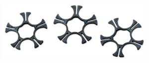 RUGER FULL MOON CLIPS 9MM LUGER 3-PACK