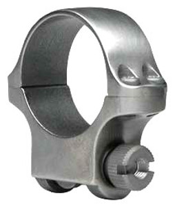 RUGER 4K30 RING S/S MEDIUM 30MM PACKED INDIVIDUALLY