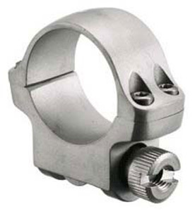 RUGER 3K RING S/S LOW 1 1-RING PACKED INDIVIDUALLY
