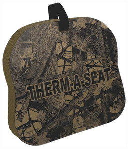 NEP SEAT TRADITIONAL 13X14X1.5 INVISION BRN CAMO