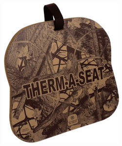 NEP SEAT TRADITIONAL 13X14X3/4 INVISION BRN CAMO