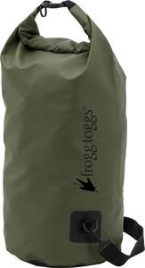 FROGG TOGGS DRY BAG TARPAULIN W/COOLER INSERT 30 LITER GREEN