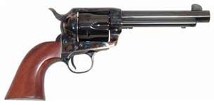 CIMARRON FRONTIER .38SPL/.357 PW FS 5.5 CC/BLUED WALNUT 6848
