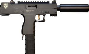 MPA DEFENDER 9MM SIDE-COCKER 5 THREADED BLACK 30RD 686