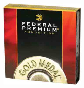 FED PRIMERS- LARGE RIFLE GOLD MEDAL MATCH 5000PK