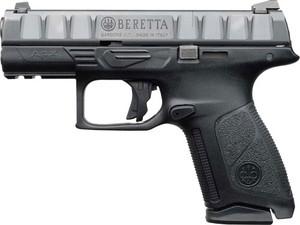 BERETTA APX CENTURION 9MM 3.7 FS 15-SHOT BLACK POLYMER