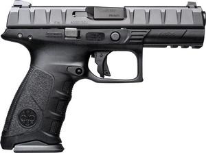BERETTA APX 9MM LUGER 4.25 FS 10-SHOT BLACK POLYMER