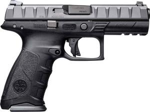 BERETTA APX 9MM LUGER 4.25 FS 15-SHOT BLACK POLYMER
