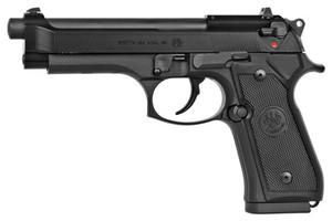 BERETTA M9 .22LR 5.3 FS 15-SHOT MATTE BLACK POLYMER 9316