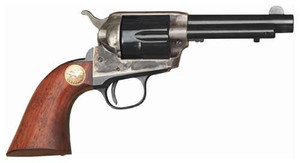 CIMARRON MODEL P JR .38SPL FS 4.75 CC/BLUED WALNUT 2417