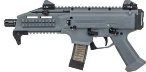 CZ SCORPION EVO 3 S1 9MM FS 20-SHOT GREY 4437