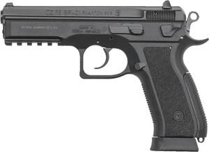 CZ 75 SP-01 PHANTOM 9MM FS 18-SHOT BLACK POLYMER 3424