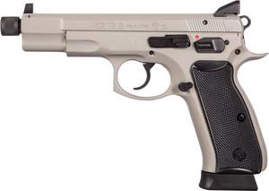 CZ 75-B OMEGA 9MM NS 16-SHOT FULL-SIZE STEEL URBAN GREY 7568