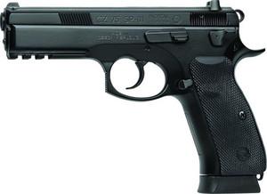 CZ 75 SP-01 TACTICAL 9MM TRITIUM SIGHTS 18RD MAG 7916