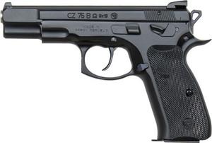 CZ 75-B OMEGA 9MM FS 16-SHOT FULL-SIZE STEEL BLACK MATTE 3490