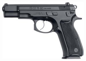 CZ 75-BD 9MM FS 16-SH POLYMER BLACK POLYCOTE FINISH 7634