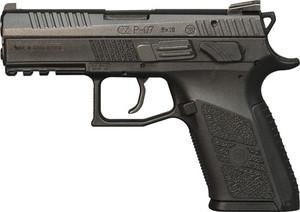 CZ P-07 9MM FS 15-SHOT POLYMER FRAME BLACK 7982