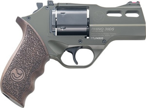 CHIAPPA RHINO 30DS .357MAG 3 ADJ. SIGHT ODG/WALNUT 5110