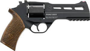 CHIAPPA RHINO 50DS 9MM 5 ADJ. SIGHT BLACK/WALNUT 1240