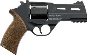 CHIAPPA RHINO 40DS 9MM 4 ADJ. SIGHT BLACK/WALNUT 5242