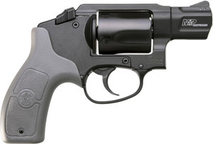 S&W BODYGUARD .38SPL+P 1.875 FS BLACK GRAY GRIP