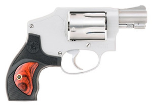 S&W 642PC P.CENTER .38SPL+P FS 1.875 MATTE SILVER