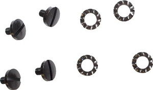 BERETTA GRIP SCREW KIT SLOTTED 4EA. SCREWS AND WASHERS