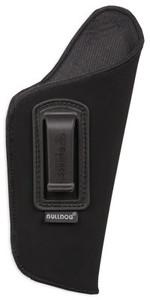 BULLDOG INSIDE PANTS HOLSTER COMPACT AUTOS 2.5-3.75 RH BLK