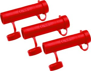 CVA RAPID LOADER .54CAL 3 PACK PLASTIC