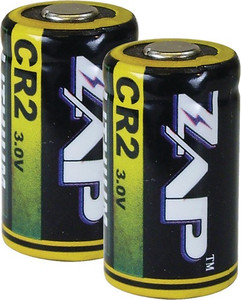 PSP ZAP CR2 BATTERIES LITHIUM 3-PACK