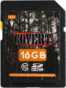 COVERT CAMERA 16GB SD MEMORY CARD CLASS 10 HIGH SPEED