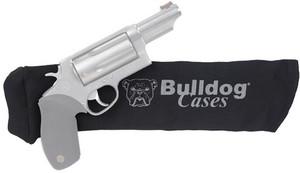 BULLDOG GUN SOCK 14X4 BLACK HANDGUN