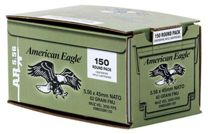 FED AMMO AE 5.56X45 600RD CASE 62GR.GREEN TIP TACTICAL