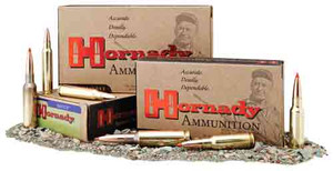 HORNADY AMMO .223 REMINGTON 75GR. BTHP MATCH 20-PACK