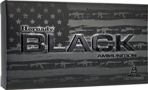 HORNADY AMMO BLACK .223 REM. 62GR. FMJ 20-PACK