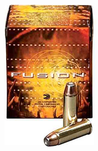 FED AMMO FUSION .357 MAGNUM 158GR.FUSION 20-PACK