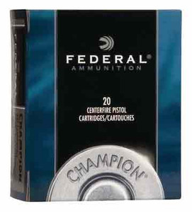 FED AMMO .32HRM 85GR. JHP 20-PACK