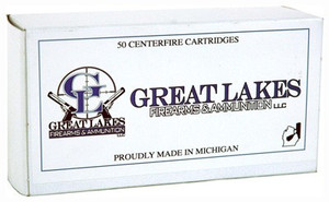 GREAT LAKES RMFG .38 SPECIAL 158GR. LEAD SWC 50-PACK