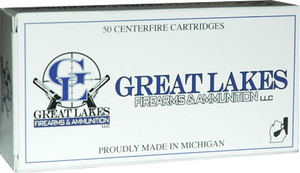 GREAT LAKES RMFG .380ACP 100GR. FMJ 50-PACK