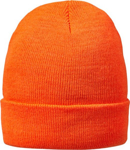 HOT SHOT ESSENTIALS KNIT CAP COMMANDER BLAZE ONE SIZE