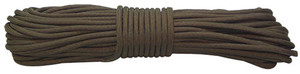 RED ROCK 550 PARACHUTE CORD 100 FEET OLIVE DRAB