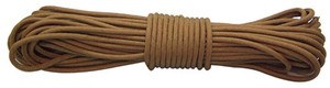 RED ROCK 550 PARACHUTE CORD 100 FEET COYOTE