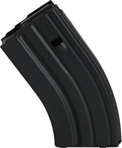 CPD MAGAZINE AR15 7.62X39 20RD BLACKENED STAINLESS STEEL