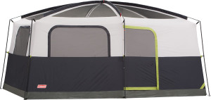 COLEMAN PRAIRIE BREEZE CABIN TENT 9 PERSON 14'X10'X84