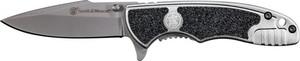 S&W KNIFE VICTORY 2.75 BEAD BLASTED BLADE FRAME LOCK